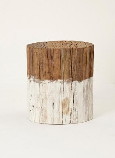 Kütük Tabure-Oldwooddesign